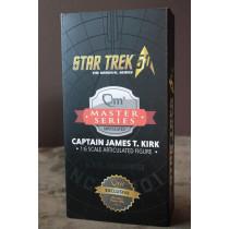 QUANTUM MECHANIX STAR TREK JAMES T. KIRK EXCLUSIVE EDITION -RIFLE INCLUDED
