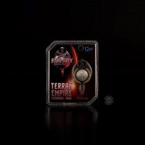Badge Magnetico Impero Terrestre da Star Trek Discovery