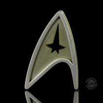 Badge Magnetico della Flotta Stellare da Star Trek Beyond – Dipartimento Comando