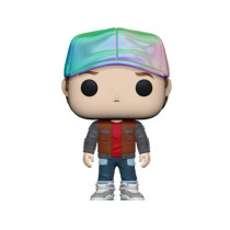 Funko Pop! Ritorno al Futuro Marty Mcfly Outfit Cappello