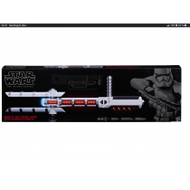 HASBRO Star Wars Black Series Force FX z6 Riot Control Baton
