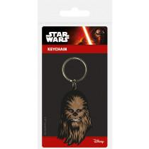 Portachiavi Star Wars (Chewbacca)