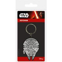 Portachiavi  Star Wars (Millennium Falcon)