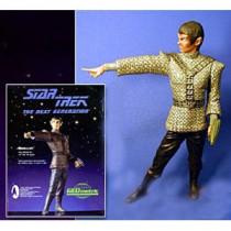 Star Trek Romulan model Pvc