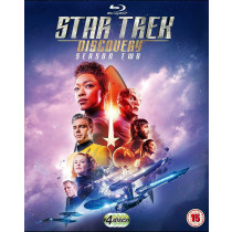 Star Trek. Discovery. Stagione 2 (2019) 4 Blu Ray