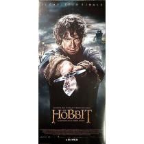 Locandina lo Hobbitt La Battaglia delle cinque Arnate