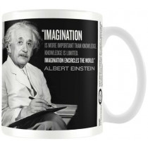 Tazza Albert Einstein imagination