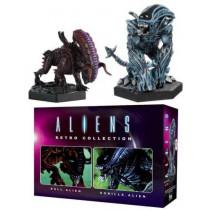 Statuette Alien Retro Bull & Gorilla (Confezione-2)