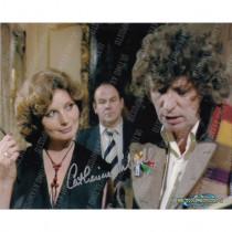 Autografo  Catherine Schell Doctor Who Foto 20x25