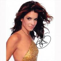 Autografo Sandra Bullock Foto 20x25