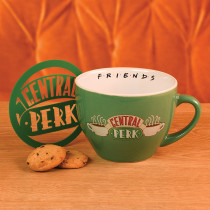 Tazza Friends (Central Perk Green)