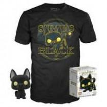 Funko Pop! Harry Potter Sirius Black + T-Shirt