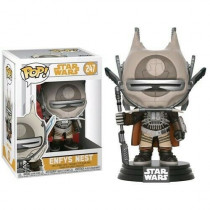 FUNKO POP! STAR WARS SOLO ENFYS NEST #247