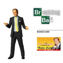 Mezco Toyz Breaking Bad Saul Goodman