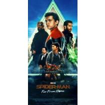 Locandina Spiderman Far From Home
