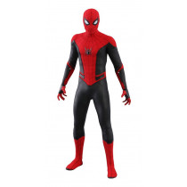 HOT TOYS Spider-Man: Far From Home Movie Masterpiece Action Figure 1/6 Spider-Man (Upgraded Suit) 29 cm