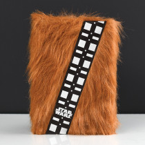 Notebook A5 Star Wars (Chewbacca Fur)