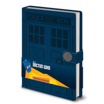 Notebook Doctor Who (TARDIS)