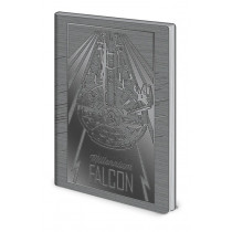 Notebook A5 Star Wars (Millennium Falcon)