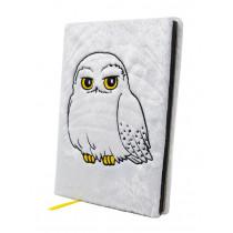 Notebook A5 Harry Potter (Hedwig) Fluffy