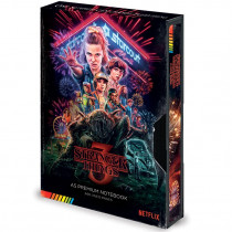 Notebook A5 Stranger Things (S3 VHS)