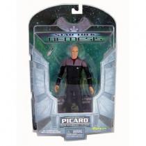 Star Trek Captain Picard Nemesis Action Figure Art Asylum Diamond