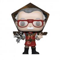 Funko Pop! Marvel STAN LEE RAGNAROK OUTFIT #655