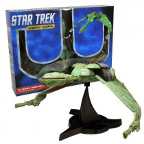 Star Trek Starship Legends KLINGON BIRD OF PREY Electronic Art Asylum