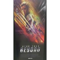Locandina Star Trek Beyond 33x70