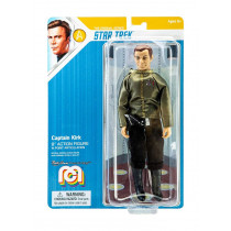 Star Trek TOS Action Figure Captain Kirk Dress Uniform 20 cm