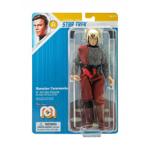 Star Trek TOS Action Figure Romulan Commander 20 cm
