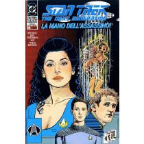 STAR TREK The Next Generation n° 4 - Ed. Play Press - Settembre 1995