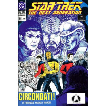 STAR TREK The Next Generation n° 8 - Ed. Play Press - Febbraio 1996