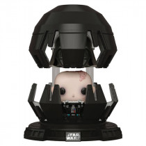 STAR WARS - DARTH VADER IN CAMERA DI MEDITAZIONE FIGURA FUNKO POP! VINYL DELUXE