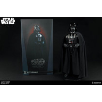STAR WARS - Episode VI - Darth Vader 1/6 Action Figure -Autografato Massimo Foschi
