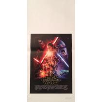 Locandina Star Wars IL RISVEGLIO DELLA FORZA