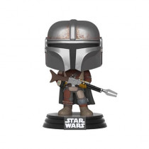 Funko Pop! STAR WARS THE MANDALORIAN: THE MANDALORIAN #326