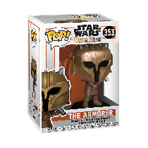Funko Pop! STAR WARS THE MANDALORIAN:The Armorer #353