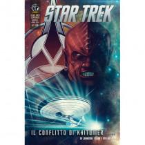 Star Trek Continua N. 05 Il Conflitto di Khitomer parte 1 di 4