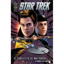 Star Trek Continua N. 06 Il Conflitto di Khitomer parte 2 di 4
