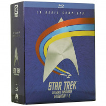 Star Trek – La serie originale Stagioni 1-3 – Blu-ray