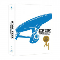 Star Trek 1,10 Collection (Box 12 Blu Ray )