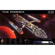 Litografia Cutaway Poster Phoenix Star Trek
