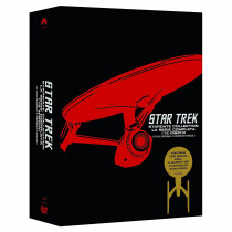 Star Trek 1-10 Film Collection  DVD