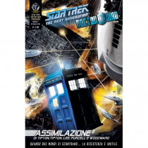 Fumetto Assimilazione² N°7 di 8 – Star Trek The Next Generation & Doctor Who