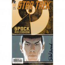 Star Trek Spock: riflessioni – Set fumetto completo autografato da Elena Casagrande