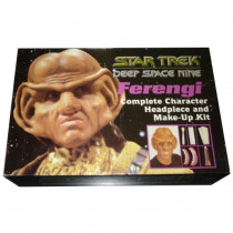 Star Trek Make-up Ferengi