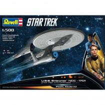 Modellino U.S.S. Enterprise NCC-1701 da Star Trek Into Darkness in scala 1/50°