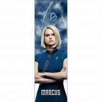 Segnalibro Marcus mezzobusto Star Trek Reboot