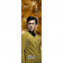 Segnalibro Sulu mezzobusto Star Trek Reboot